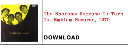The Sharons Someone To Turn To